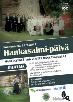 Hankasalmi-päivä 2017